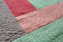 Quilt as you go!!