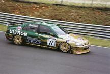 Renault Laguna BTTC / Renault Laguna race cars and BTTC