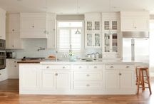 Kitchens / by Brittney Anderson