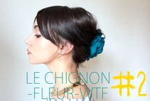 Inspiration coiffures cheveux courts