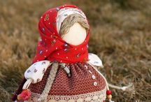 Folk Talisman doll