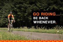 cycling motivation / motivational and inspiring cycling quotes.