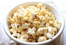 Recipes - snacks and nibbles