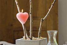San Valentin Centerpieces