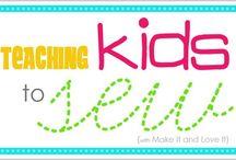 Teaching Kids to see