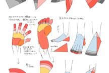 Anatomy: Hands and Feet