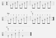 Ukulele tips / Tips, practises and other helpful stuff for my ukulele practice.