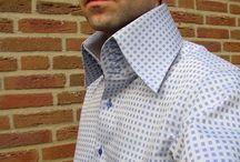 Kragen - Collars / High Collars! Stiff collars etc. So stylish
