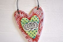valentine's / by Rebecca Ellington