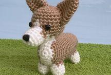 corgi crochet