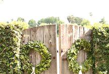 свадьба Garden