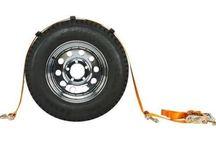 Wheel Tie Down Straps