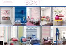 Behang BN wallcoverings / Behang van leverancier BN