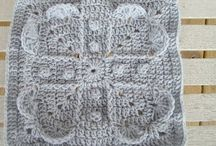 Knit and Crochet - Squares