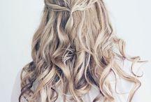 Sage, hair
