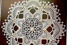 crochet / Crochet, sobre todo irlandes.