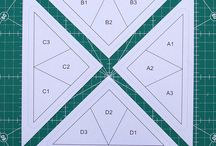 Lappe mønster