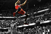 M V P / The man that brought excitement back to the Chicago Bulls. The  youngest NBA