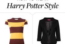 Harry Potter close