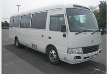 Toyota Coaster 2008 White - Buy good passenger carrier mini bus / Refer:Ninki26700 Make:Toyota Model:Coaster Year:2008 Displacement:4000cc Steering:RHD Transmission:AT Color:White FOB Price:31,000 USD Fuel:Gasoline Seats  Exterior Color:White Interior Color:Gray Mileage:226,000 km Chasis NO:XZB50-0054316 Drive type  Car type:Wagons and Coaches
