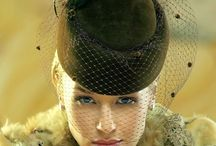 Fascinated by Fascinators / On my wedding day I really want to wear a fascinator. I find them fascinating.