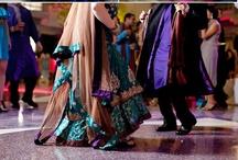 Colour themed weddings