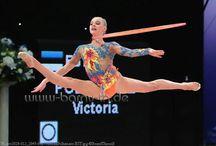 Estonia Rhythmic gymnastics