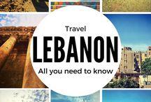 Traveling Lebanon