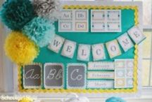 Classroom Decor Ideas / by Lynn Hines