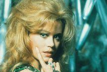 ★ Jane Fonda ★ / Lady Jayne Seymour Fonda (Born: December 21, 1937 - New York City, NY, USA) / by Ale Canaya
