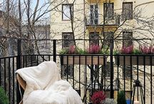Gardening & balkony ideas