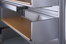 tecnobook / Versatile shelving for libraries, bookshops, exhibit areas, enhanced with a specific range of accessories and colors...so it would fit in any environment you want! Have a look on our site www.latecnica.trentino.it