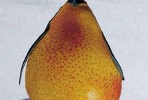 Photoshop Morphs / Photoshopped Animals and Fruit