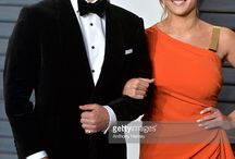 Henry Cavill attends Vanity Fair Oscar Party 2016 / Henry Cavill and Tara King arrives at the Vanity Fair Oscar Party in Beverly Hills, Los Angeles, CA, USA, February 28, 2016.
