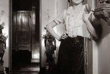 Diana Vreeland / All things Diana Vreeland.