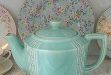 Theepotten/Teapots / De leukste theepotten om uit te drinken