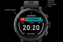 """AMAZFIT  WATCH FACE  """"NENO"""" / These AMAZFIT WATCH FACE are developed by NENO, just because I like this watch and design in general.  If you like you can use, share and respect!  Nelson Martins"""