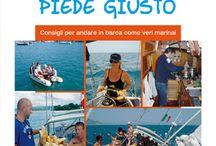 Un libro per la vela / Un libro da leggere in un'ora e capire cosa cè da aspettarsi da una navigazione o una crociera in barca a vela.