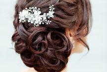 coiffure, maquillage et manucure mariage