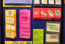 anchor charts and foldables / by Mary Ashley