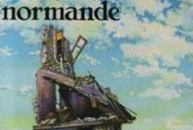 1939-1945  : Romans normands / 31 histoires romancées de personnages touchés de très près ou de loin par le tragique de la guerre.