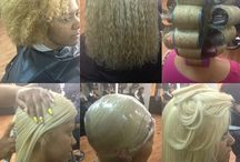 transition hair