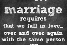 Marriage/Love <3