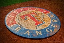 texas rangers / by Laura