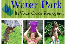 Actividades con agua