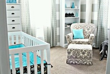 Baby Mast Nursery Ideas / by Ali Mast