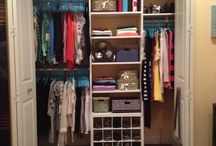 Small closet / by Amy Nida