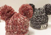 czapki na zime