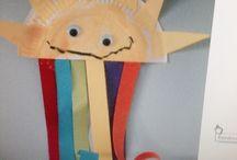 Kids crafts / Easy to make kids crafts / by Viviene Schofield Thickbroom