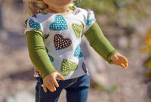 Sewing/Doll Clothes / by Christina Sabourin